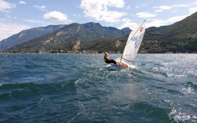 Oracup & Vortraining am Gardasee